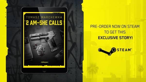 Для ПК-геймеров приготовили подарок за покупку Cyberpunk 2077 в Steam