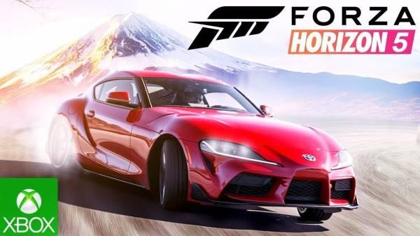 Forza Horizon 5 может выйти уже в 2021 году - инсайдер