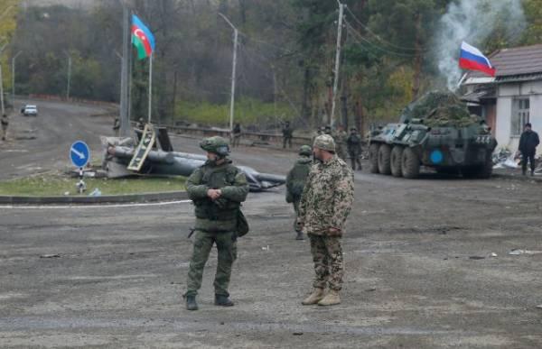 В Карабахе четыре человека погибли при подрыве автомобиля на мине