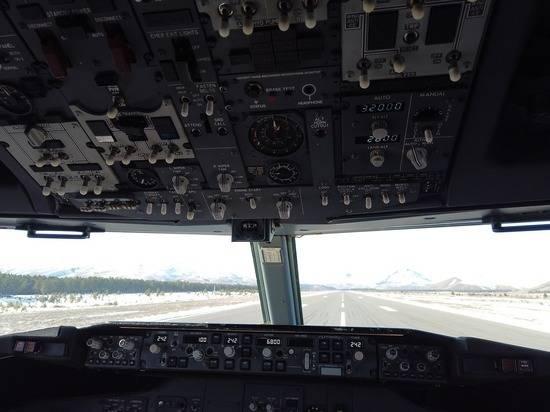 Летчики назвали надуманной проблему пилотирования по бумажным картам