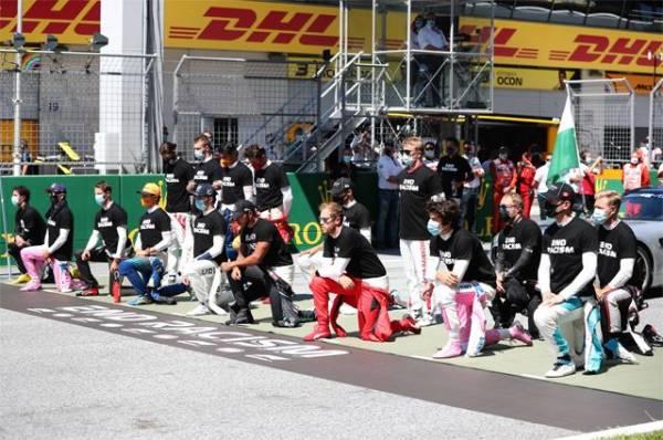 Попавший в аварию гонщик «Формулы-1» Грожан госпитализирован с ожогами