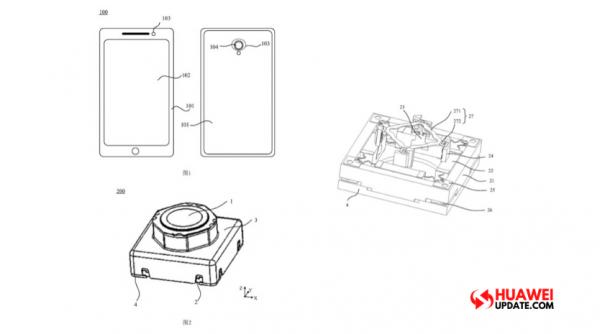 В следующем флагмане Huawei будет стоять камера с жидкими линзами — слух