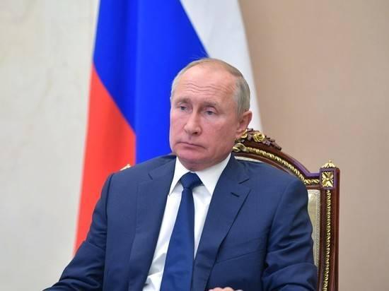 Чиновники опростоволосились в эфире с Путиным