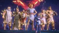 Дядька Зевс и 33 небинарных героя: Обзор Immortals Fenyx Rising