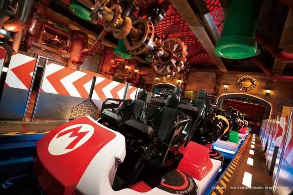 """""""Мы - Марио"""": Nintendo и Universal Studios открывают первый парк развлечений Super Nintendo World за $580 миллионов"""