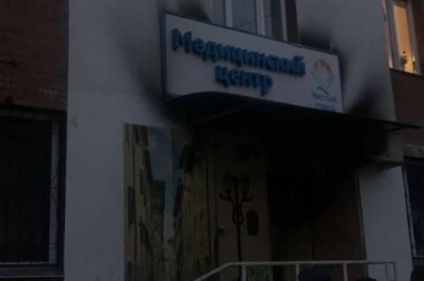 На Украине подростки подожгли своего друга ради «крутого» видео