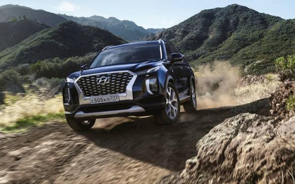 Новый Hyundai Palisade: цены и комплектации