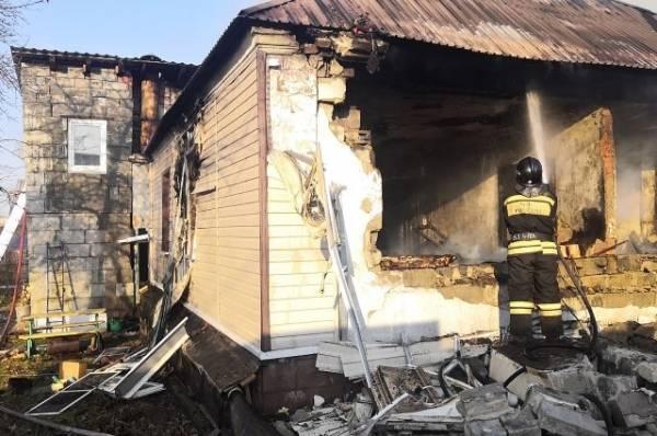 В Ленобласти прогремел взрыв в многоэтажном жилом доме
