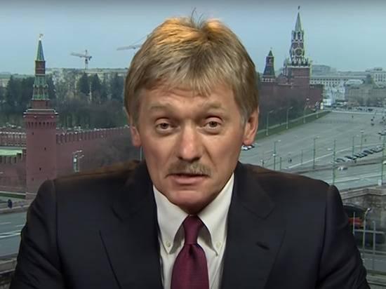 Кремль ответил, как Путин относится к мнению Навального