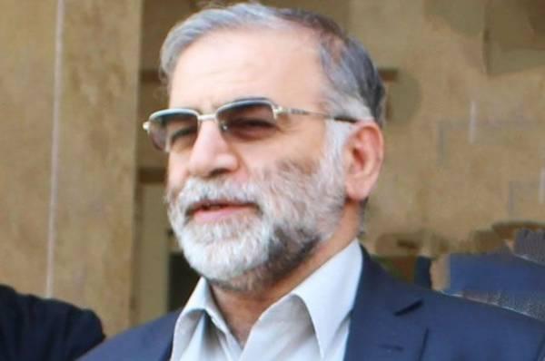Оружием, которым убили иранского физика, управляли дистанционно - СМИ