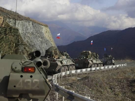 Турция сообщила о подписании с РФ соглашения о мониторинге в Карабахе