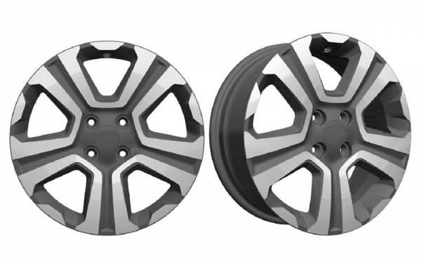 АВТОВАЗ запатентовал дизайн дисков для Largus FL