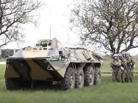 НАТО: российские миротворцы нарушают территориальную целостность Молдавии