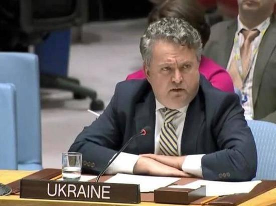 Постпред Украины поведал в ООН альтернативную версию Второй мировой войны