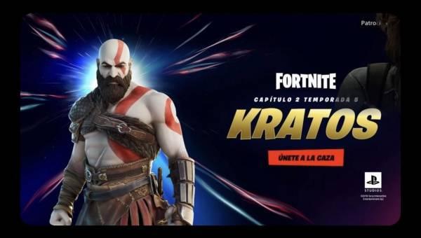 Бог Войны вступает в битву: В Fortnite скоро можно будет поиграть за Кратоса из God of War