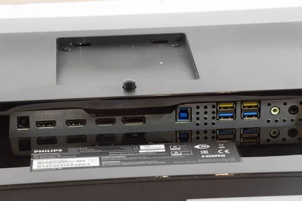 Обзор 4K-монитора Philips Momentum 326M6VJRMB с подсветкой Ambiglow
