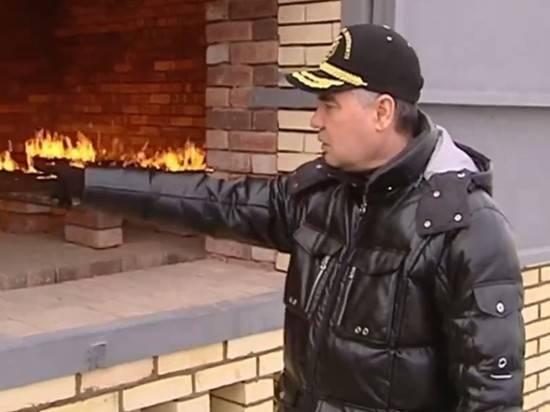 Президент Туркменистана сжег 123 килограмма наркотиков