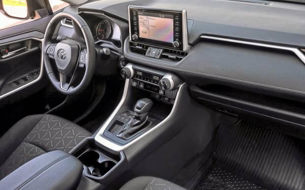 9 «секретных» фишек Toyota RAV4