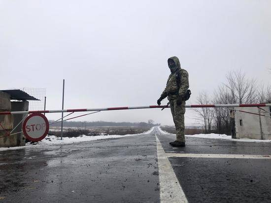 Погранслужба Украины прокомментировала сообщение о перестрелке на российской границе