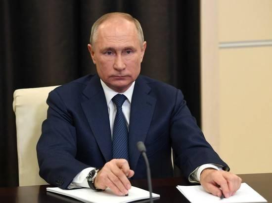 Путин примерил искусственный интеллект на должность президента