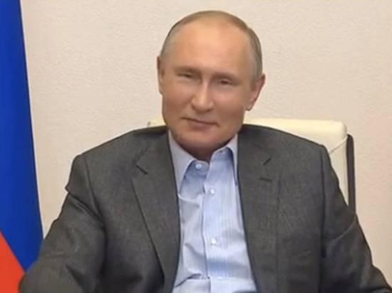 Путин пообещал тульскому мальчику организовать обнимашки с пандой