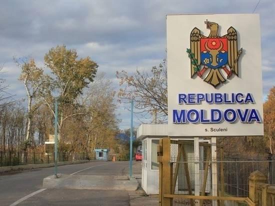 Автомобиль посольства Молдавии в РФ пытался вывезти контрабанду