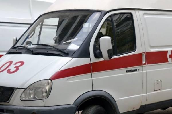 Под Екатеринбургом водитель скорой сбил пешехода и отвёз его в больницу