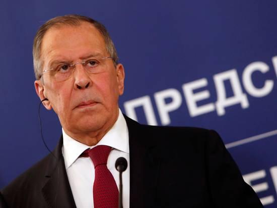 Из-за подаренной Лаврову иконы поднялся международный скандал