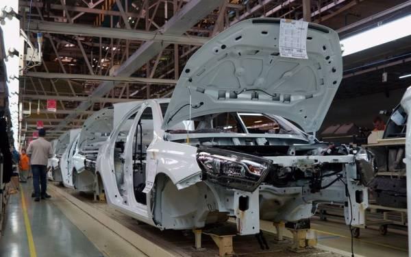 Началась сборка обновленной Lada Vesta: все подробности