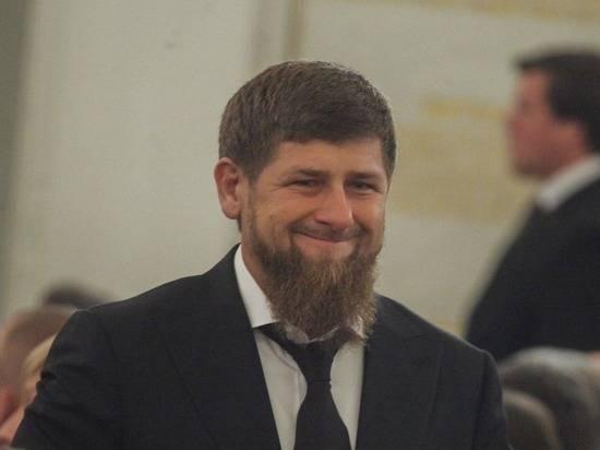 "Кадыров нашел у себя сходства с ""мятежным"" Трампом"