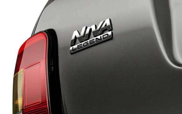 Lada 4x4 переименована в Niva Legend — в ней должно стать тише!