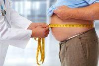 Степени ожирения. Инфографика