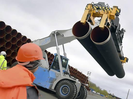 """США пригрозили европейским компаниям санкциями за участие в """"Северном потоке-2"""""""
