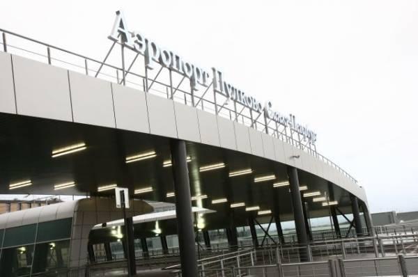 Названа причина экстренной посадки пассажирского самолета в Пулково