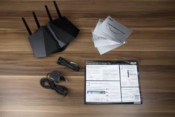 Обзор роутера ASUS RT-AX82U с поддержкой Wi-Fi 6