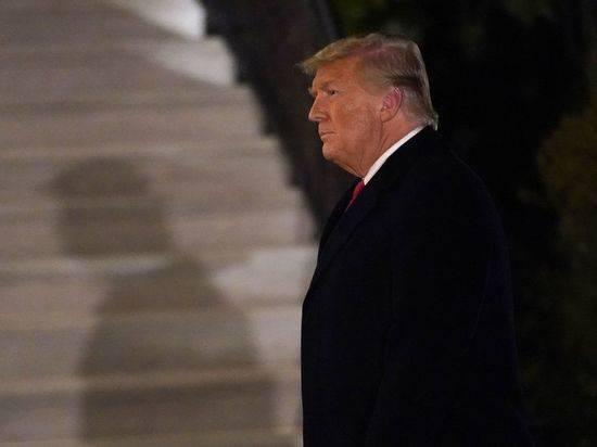 Палата представителей США объявила Трампу импичмент