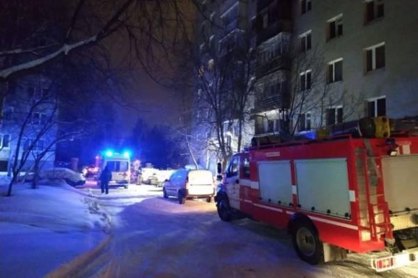 Семья из пяти человек погибла при пожаре в жилом доме в Хабаровске
