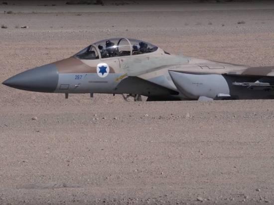 В Сирии прокомментировали атаки израильских ВВС на города Дейр-эз-Зор и Бу-Кемаль
