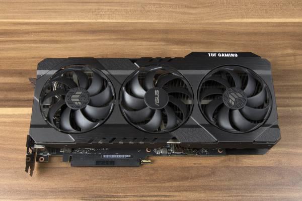 Для самых современных игр с лучшей графикой: Обзор видеокарты ASUS TUF GAMING GeForce RTX 3080 O10G