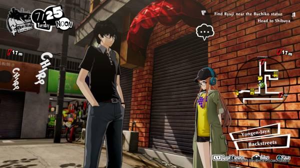 Летние каникулы с Похитителями Сердец: Наши первые впечатления от Persona 5 Strikers