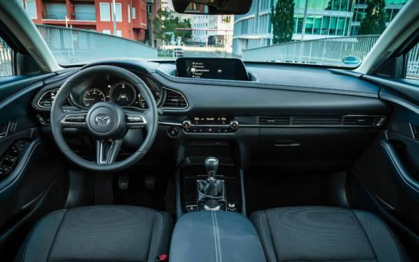 Mazda CX-30 — начались продажи