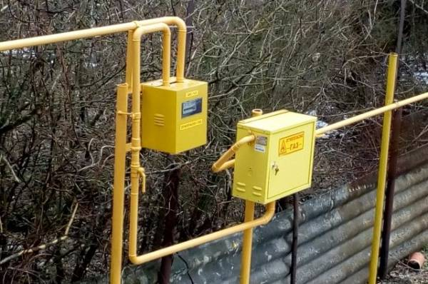В ЛНР девять населённых пунктов остались без газа
