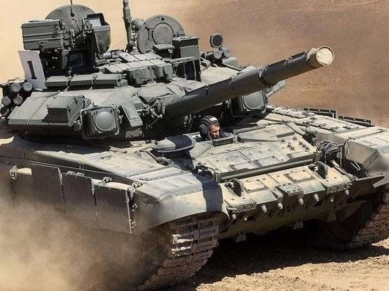 Ирак купил российские танки Т-90 вместо американских «Абрамс»