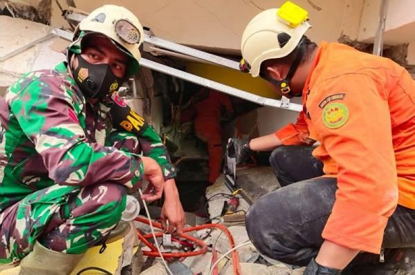 В Иране зафиксированы подземные толчки магнитудой 5,5