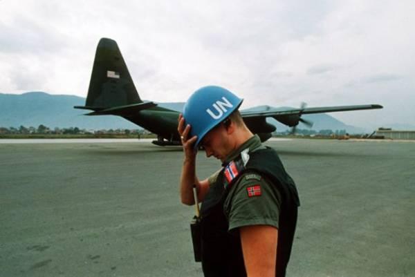 В Мали в результате взрыва погиб миротворец ООН