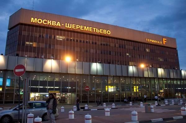 В Шереметьево совершил посадку самолет со сломанным шасси