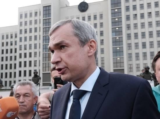 «Во главе Белоруссии стоит больной человек»