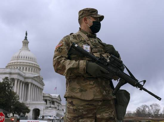 ФБР начало расследование иностранного следа в штурме Капитолия