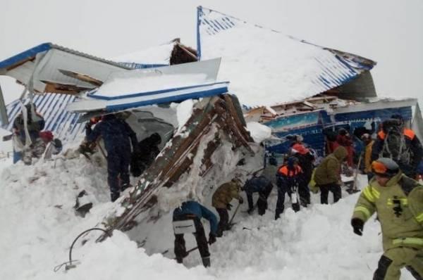 Лыжный инструктор спас 5-летнего мальчика во время схода лавины в КЧР