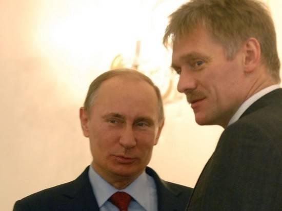 Песков: в Кремле не готовятся к инаугурации Байдена